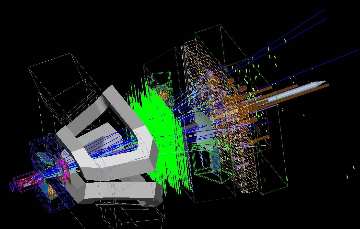 An experiment revealing the decay of beauty meson at cern in 2011 and 2012
